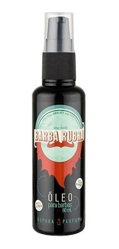 kit para barba rubra necessaire shampoo balm óleo pomada