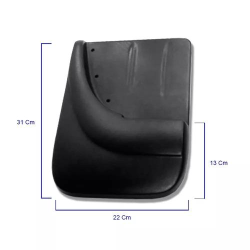 kit para barro protetor lameira chevrolet d20 85/96