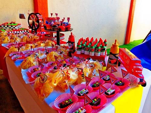 kit para candy bar o mesa de dulces