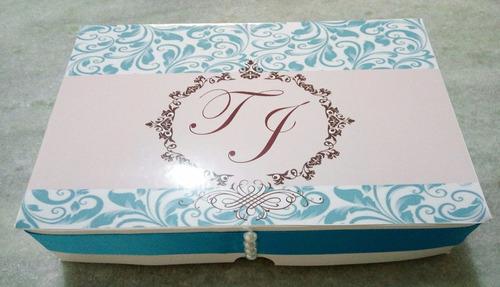 kit para casamento (convite ou lembrança padrinhos)
