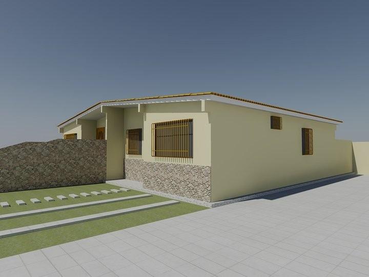 Kit para casas modulares de concreto en mercado libre for Kit casas prefabricadas
