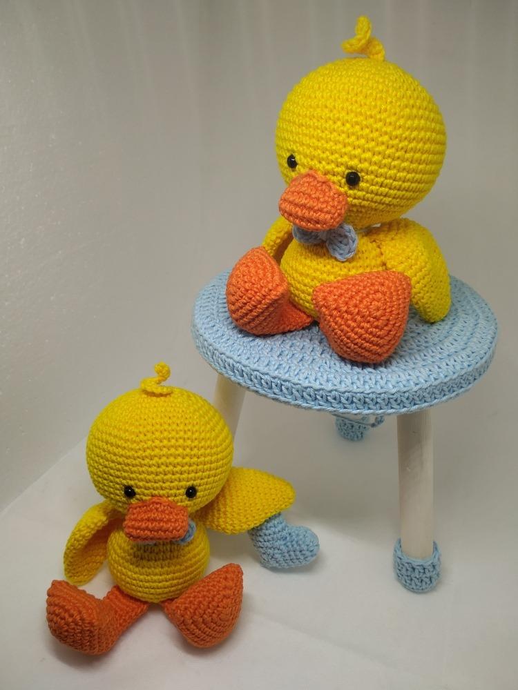 Amigurumi Pattern: Baby Kit - Hippo Melman - Tarturumies | 1000x750