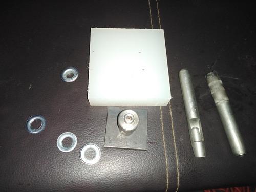 kit para colocar ojillos en lona #3 con 500 ojillos