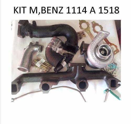 kit para convertir de 1114 a 1518 para mercedes benz