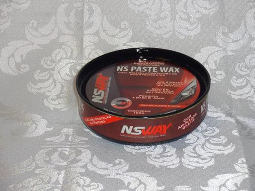 kit para espelhamento de pintura nswax politriz rotativa