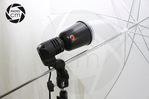 kit para estudio fotográfico