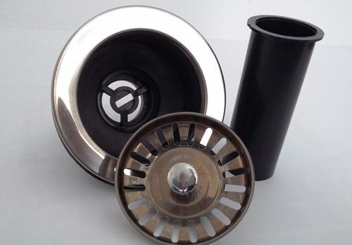 kit para fregadero lavaplatos de 2 poncheras