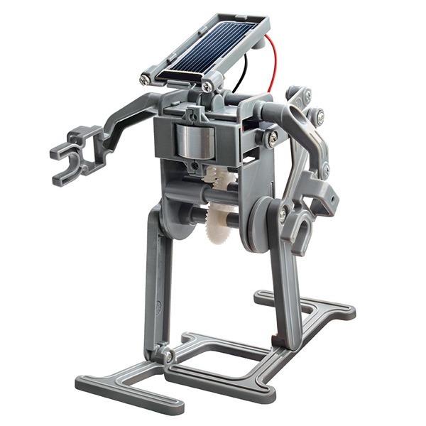 Juguete Robot Divertido Kit Hacer Energia 4m Para Solar LSVGUMqpz