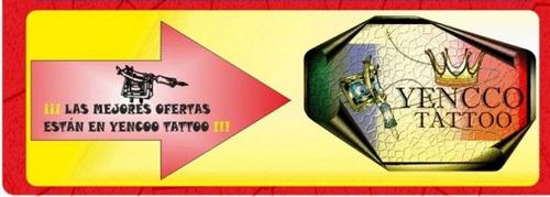 kit para iniciar a tatuar !!!