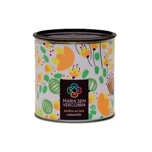 kit para jardinar camomila