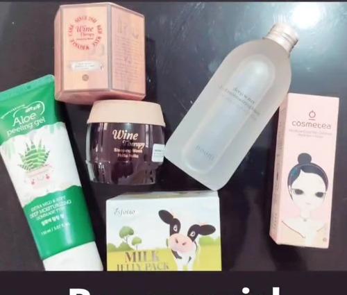 kit para la piel coreano