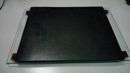 kit para lijar conectores de fibra optica (bases y lijas)