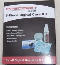 kit para limpieza de lentes de camaras