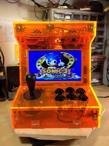 kit para maquina arcade cosmos multijuegos 1 jugador