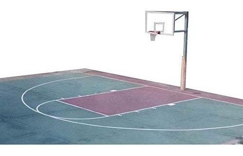 kit para marcar y pintar cancha de basketball easy court