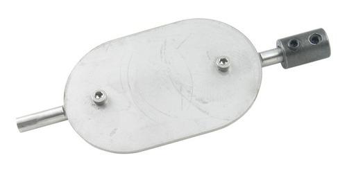 kit para mariposa de escape ovalada qtp