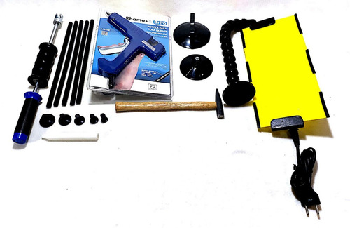 kit  para martelinho de ouro/55 peças