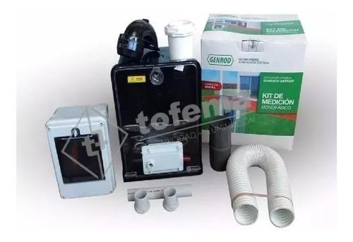 kit para medidor monofasico sin caño - genrod - tofema