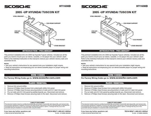 kit para montaje de equipo de sonido audio en carros nuevo