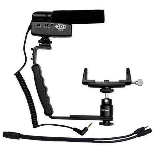 kit para montaje foto video móvil videographer's essentials