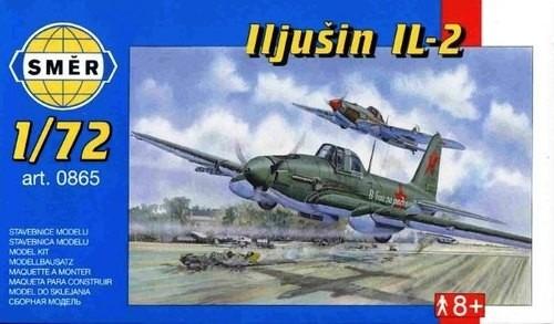 kit para montar iljusin il-2 - smer 1:72