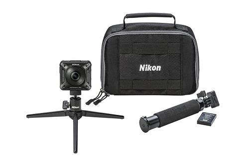 kit para nikon camara keymission 360 tripode protector +