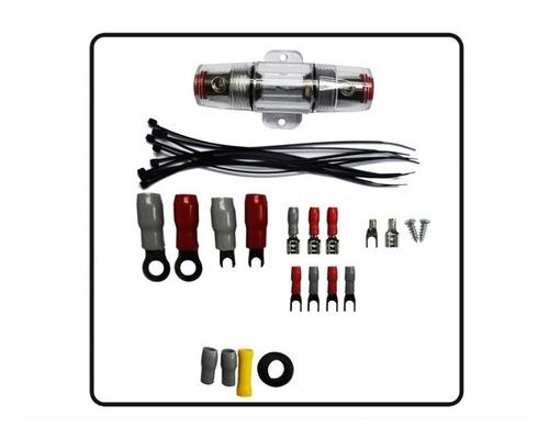 kit para planta de carro # 4 amplificador