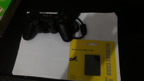Kit Para Playstation 2 Opl + Controle