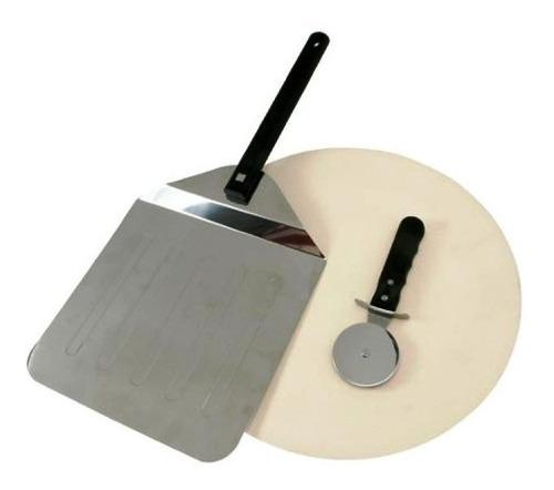 kit para preparar pizza parrilla asador grill envio gratis !