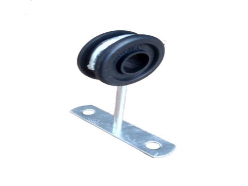 kit para raio 30 mt cobre nu 35 mm + 17 peças.