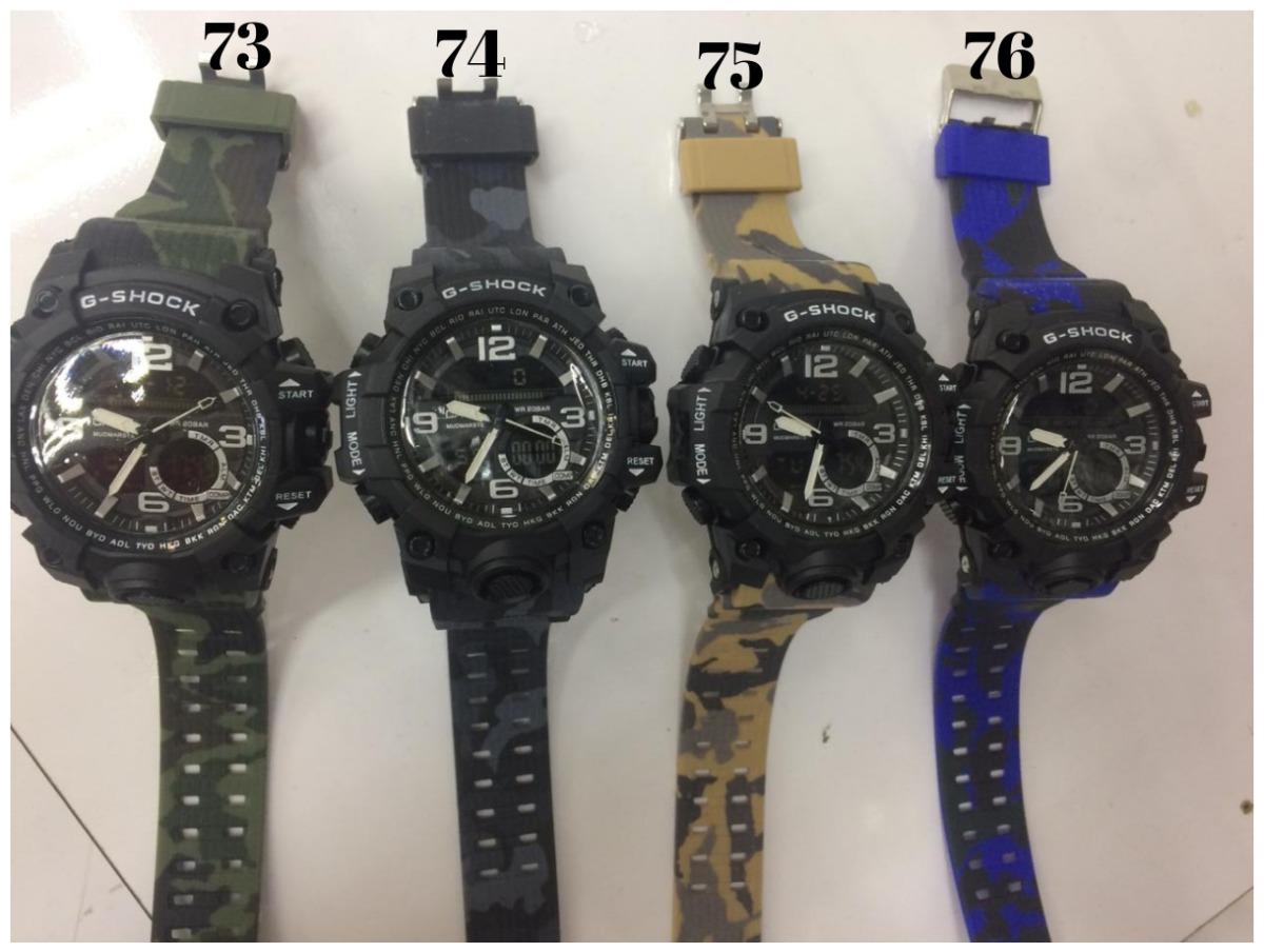 f171de426ee Kit Para Revenda Relógio G Shock Resistente À Água 6 Unid. - R  330 ...
