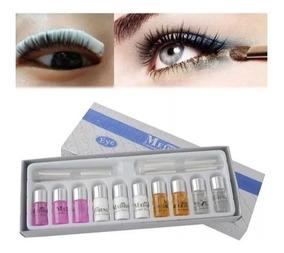 Kit Ondulado Permanente De Pestañas Maquillaje En Mercado