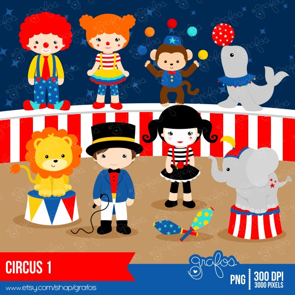 kit para scrapbook digital circo 2 envio imediato r  1 free circus clipart for school webpages free circus clip art downloads