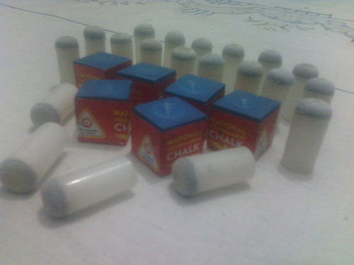 kit para tacos 20 perillas + 6 tizas