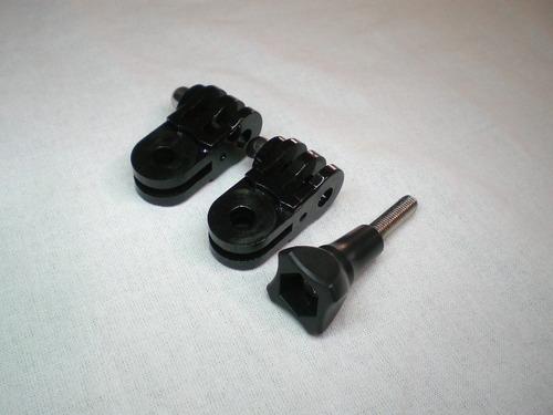 kit parafusos peças reposição conector fixação gopro 3 hero