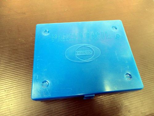 kit parchado para llantas sin cámara de inyección  (parches)