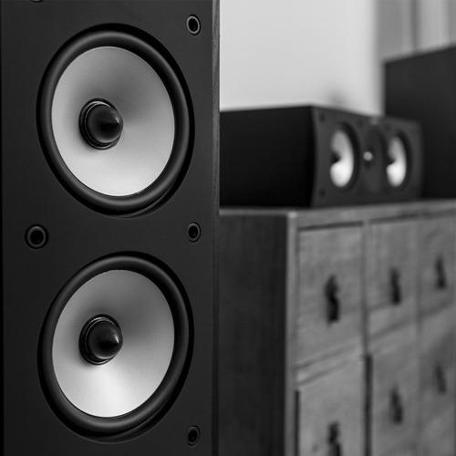 kit parlantes 5.0 jamo studio s626hcs