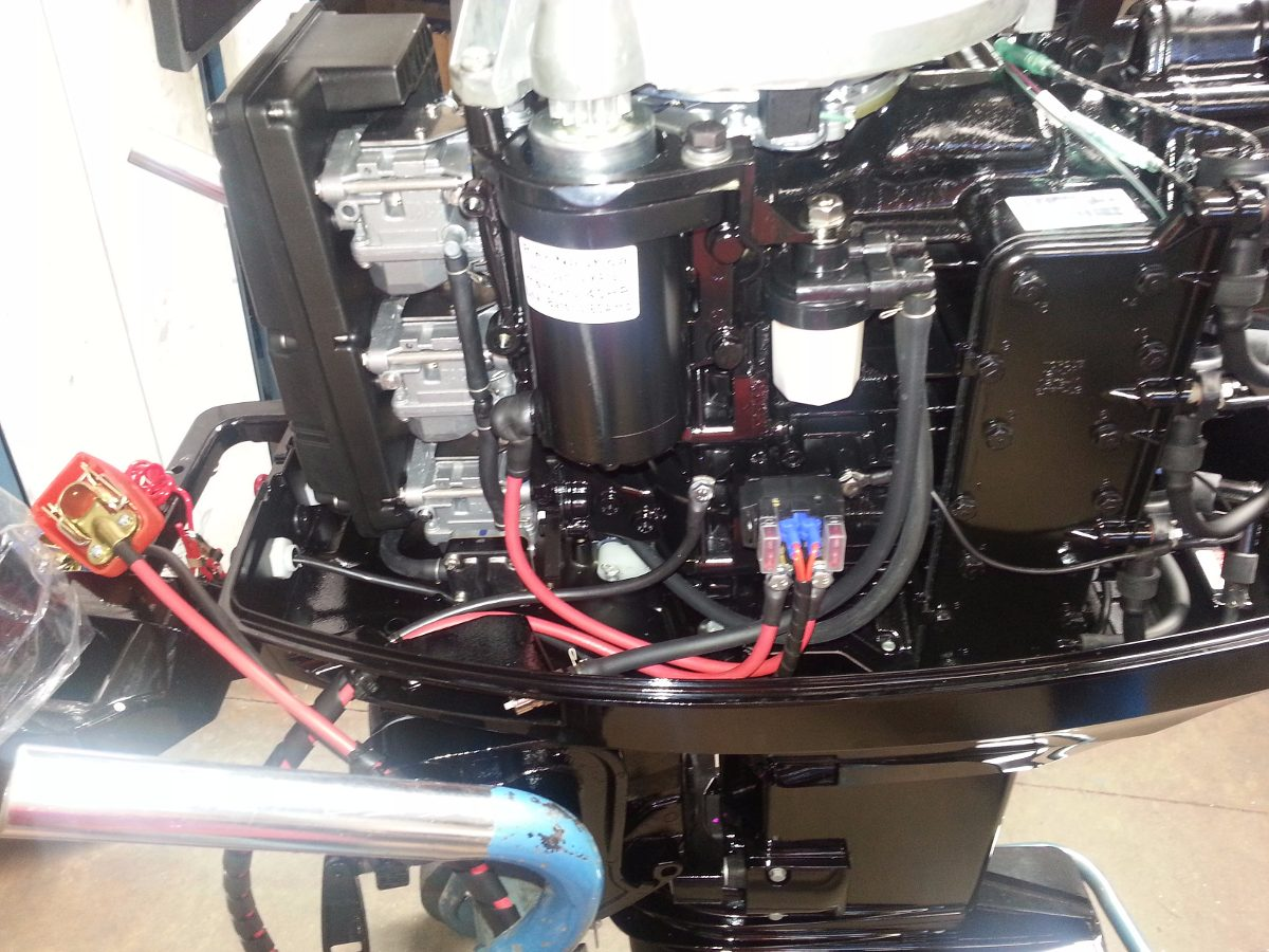 Yamaha Outboard Regulator Kit