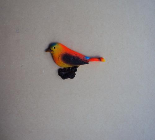 kit pássaros para apliques (10 peças).