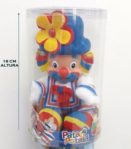 kit patati patata - mini boneco coleção amiguinho multibrink