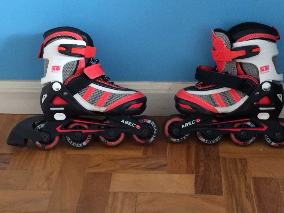 kit patins infanto juvenil traxart energy. Carregando zoom. 9d0c097ff80