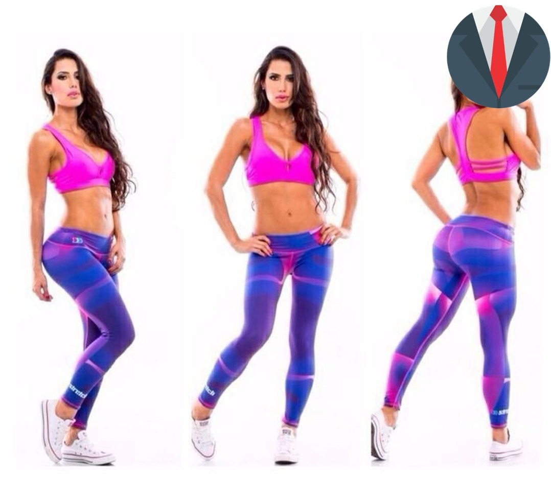 Kit Patrones Lycras Leggings Top Monos Gym Moldes Deportivos ...