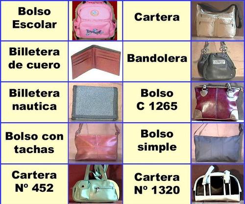 kit patrones moldes imprimibles carteras bolsos monedero