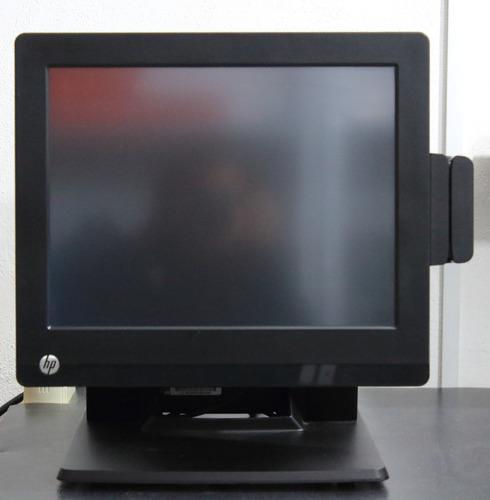 kit pdv touch screen hp rp7 7800 restaurante-bar seminuevo