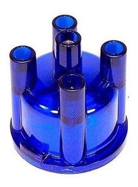 kit peças tuning azul para fusca