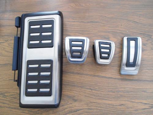 kit pedales con descansapie golf mk7