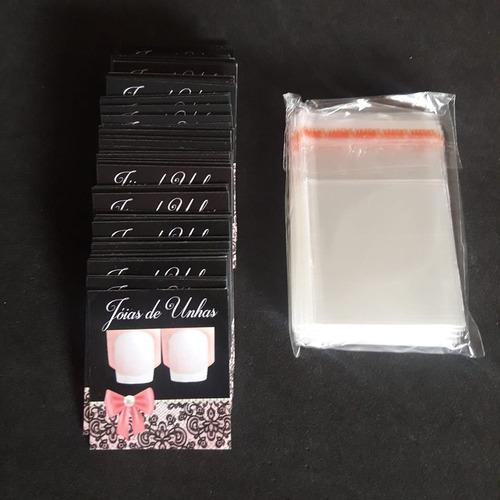 kit pedrarias c/ 40.450 und + caviar + cartões + embalagens