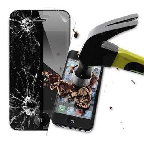kit - película de vidro p/ iphone 6 (4.7) + capa case!