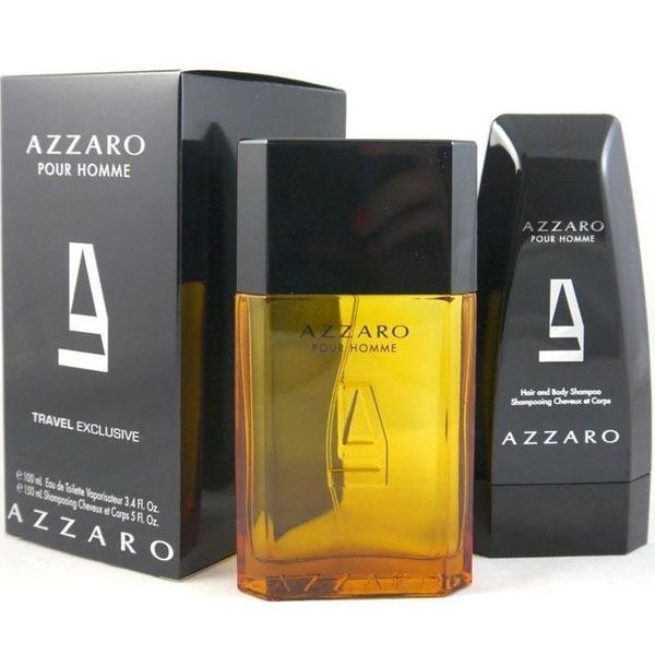 60d86c6a7 Kit Perfume Azzaro Pour Homme 100 Ml + Shower Gel 150ml - R  195