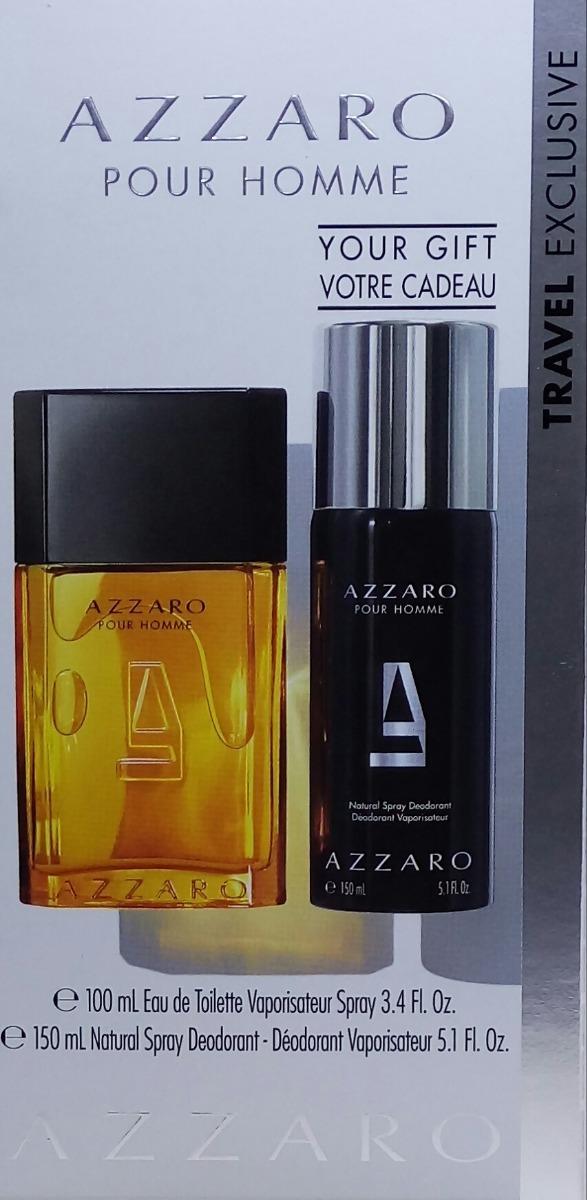 6532e8e7f kit perfume azzaro pour homme edt original. Carregando zoom.